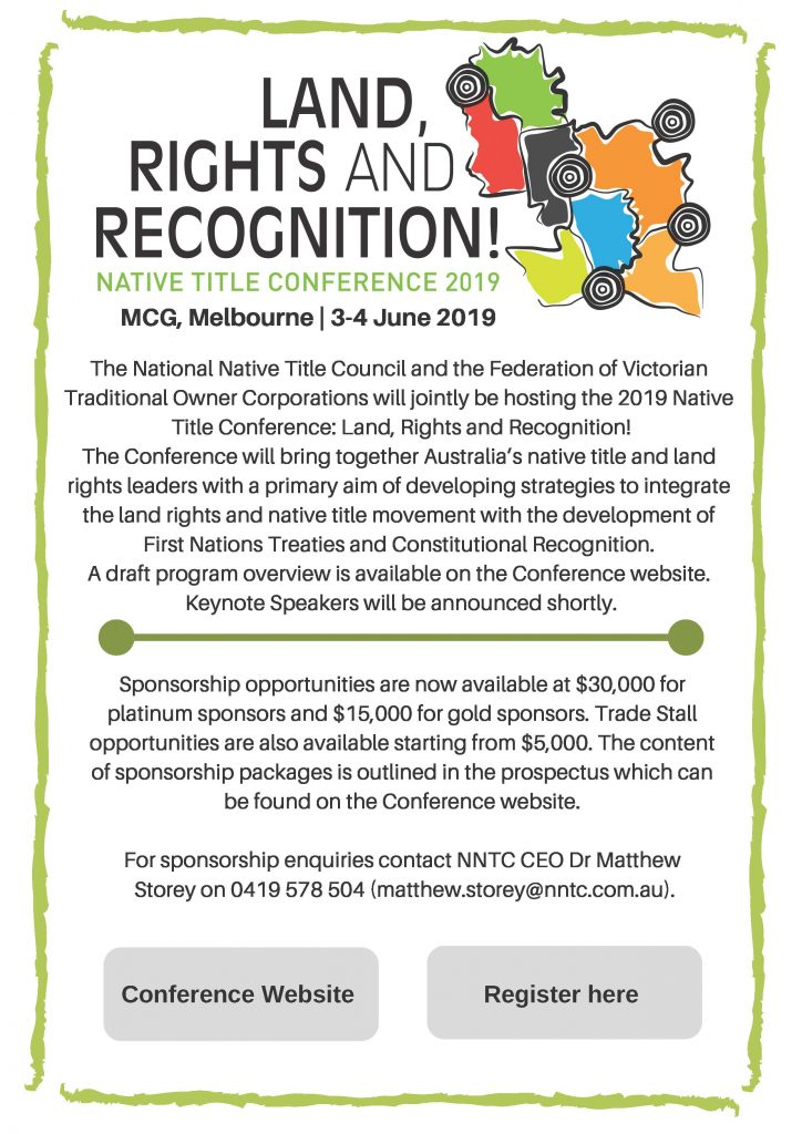 News – National Native Title Council | National Native Title Council